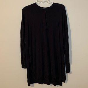 Vince long sleeve shirt size S